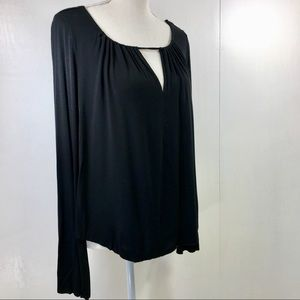 American Eagle Outfitters Soft & Sexy Black Top M
